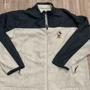 Disney Jackets & Coats - Disney Store Mickey Mouse Full Zip Front Fleece